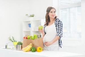 embarazo y vegetarianismo